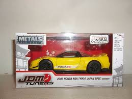 jdm acura nsx 2017 jada toys 2002 honda nsx type r japan spec wide body 1 32