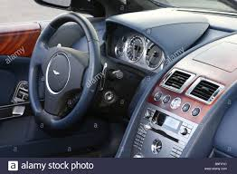 aston martin cars interior aston martin cockpit interior stock photos u0026 aston martin cockpit