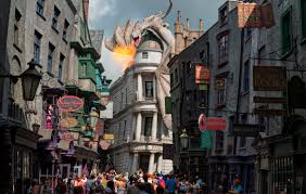 Harry Potter Adventure Map One Day Itinerary For Visiting Harry Potter At Universal Studios