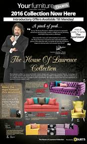 house of laurence collection launch freelance graphic designer