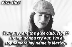 Glee Memes - meme glee gif find download on gifer