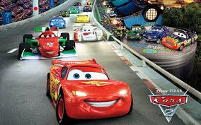 cars sally and lightning mcqueen kiss 42 cars 2 wallpapers