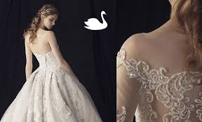 Wedding Collection Wedding Dresses Spring 2018 Swan Collection Lunss Couture