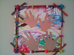 little townhome love toddler handprint craft making memories
