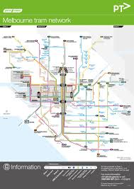 melbourne tram map yarra trams capacity boost for tram passengers