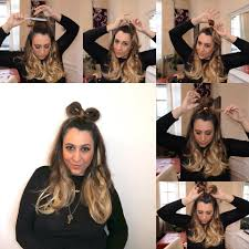 How To Put Your Hair Up With Extensions by Gaga Inspired Hair Superbows U2013 The Hair Dame
