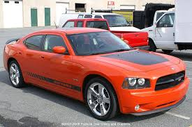 dodge charger daytona 2007 2008 dodge charger daytona orange gotshade