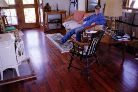 Purple Hardwood Flooring Mesquite Flooring