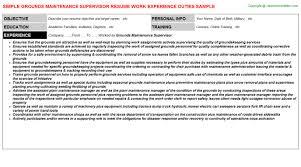 Warehouse Supervisor Resume Sample Autism Cover Letter Examples Benjamin Franklin Chess Essay 20