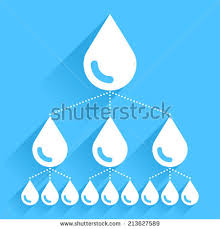 Challenge Water Drop Al Aqua Stock Images Royalty Free Images Vectors