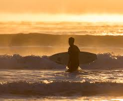 surfing on thanksgiving cocoa florida matthew paulson