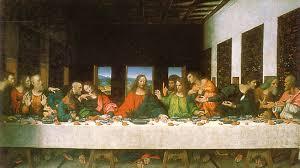 the last supper paros