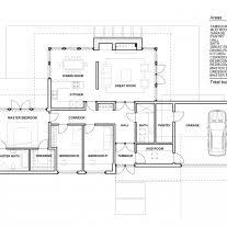 single story house plan home architecture this layout with rooms single story