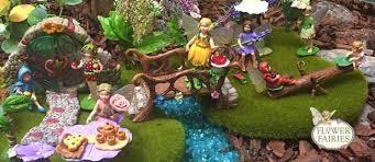 toy review flower fairies secret garden toys at toy universe