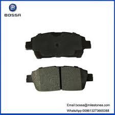 toyota corolla auto parts china front brake pads for toyota corolla car auto parts 04465