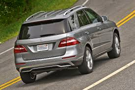2013 mercedes 350 suv 2013 mercedes m class reviews and rating motor trend