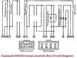 kawasaki en500 vulcan junction box circuit diagram jpg