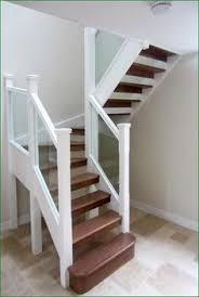 Staircase Ideas For Small Spaces Winder Staircase For A Tight Space Remodel Pinterest