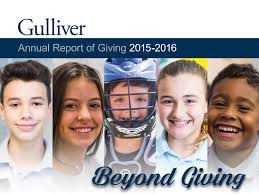 lexus amanda insta gulliver annual report of giving 2015 16 by gulliver schools issuu