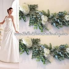wedding arch garland wedding swag wedding arch garland wedding decor