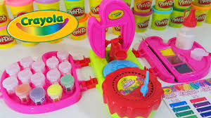 crayola paint maker pink edition play kit easy diy make your own