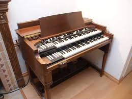 Organ Bench Hammond Organ Bench Walnut Finish