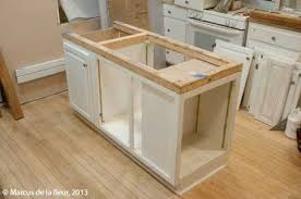 How To Make An Kitchen Island How To Make A Kitchen Island With Base Cabinets Make Kitchen