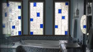 glass block designs for bathrooms designing unique glass block windows framed unframed