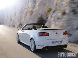 volkswagen golf gti 2014 2014 volkswagen golf r cabriolet european car magazine