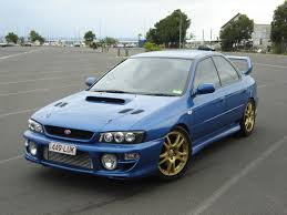 subaru gc8 my99 wrx gc8 sti hybrid ej25 2 5l sti motor for sale private