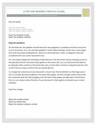 business letter apothecary design office templates