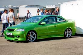 opel modified modified vauxhall astra bertone 2 tuning
