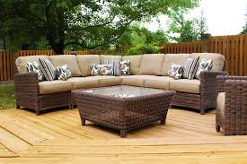 Sectional Patio Furniture - outdoor furniture decor showroom