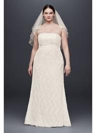 empire waist plus size wedding dress lace empire waist plus size wedding dress david s bridal