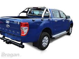 mazda 4x4 to fit 2012 2016 mazda bt 50 4x4 stainless steel sport roll bar