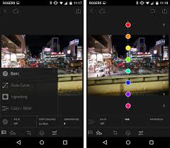 lightroom for android android version of adobe s lightroom app no longer requires a