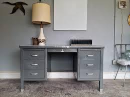 Steelcase Desk Vintage Steelcase 60