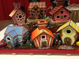 gingerbread house competition christmas craft festival a