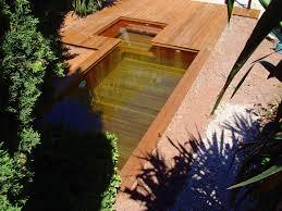 spa d exterieur bois nos réalisations de jacuzzis en bois