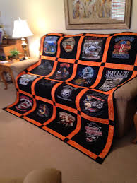 maybe do this with all my hd bandanas quilts t shirt u0026 harley