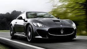 maserati granturismo sport wallpaper black maserati granturismo mc stradale sports car 2013 hd