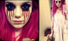 halloween creepy makeup scary halloween makeup ideas pictures tips u2014 about make up