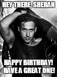 Happy Birthday Ryan Gosling Meme - ryan gosling memes imgflip