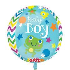 balloon gift it a boy orbz balloon gift