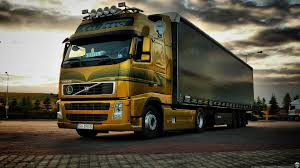 2014 volvo semi truck wallpapers group 92