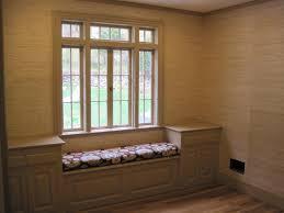 interior storage bench designs bay window bench seat with storage