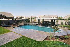 custom designed residential pools carefree pools