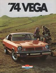 1975 chevy vega gm 1974 chevrolet vega sales brochure