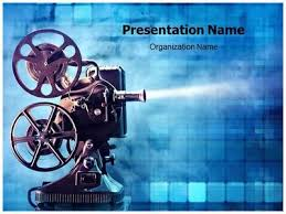 movie magic powerpoint template is one of the best powerpoint