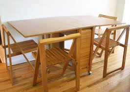 home design fold down dining foldable table with chairs folding
